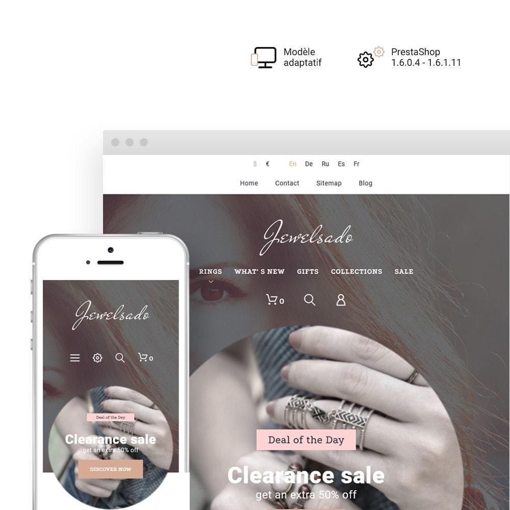 theme - Mode & Chaussures - Jewelsado - Jewelry Store - 1