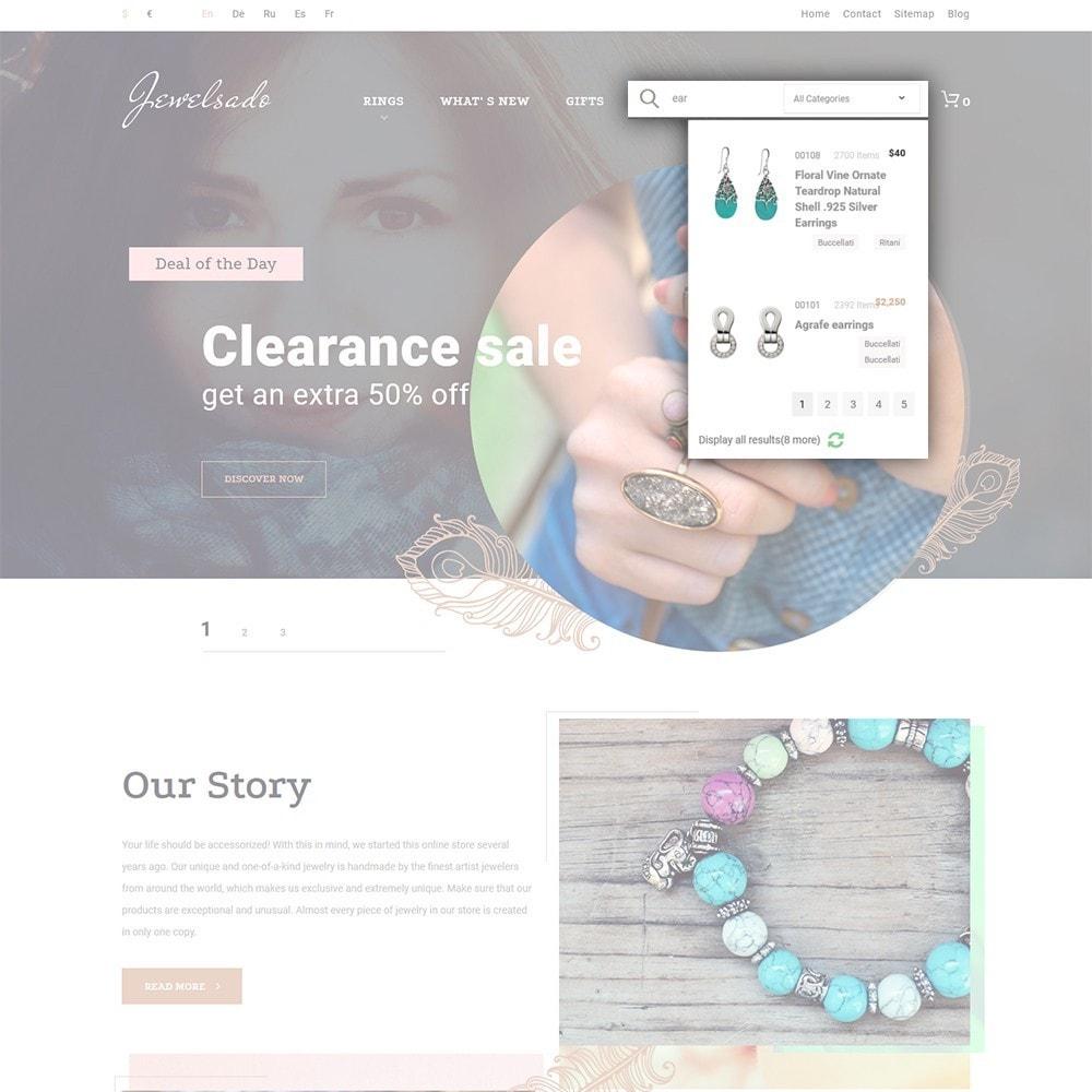 theme - Mode & Chaussures - Jewelsado - Jewelry Store - 6