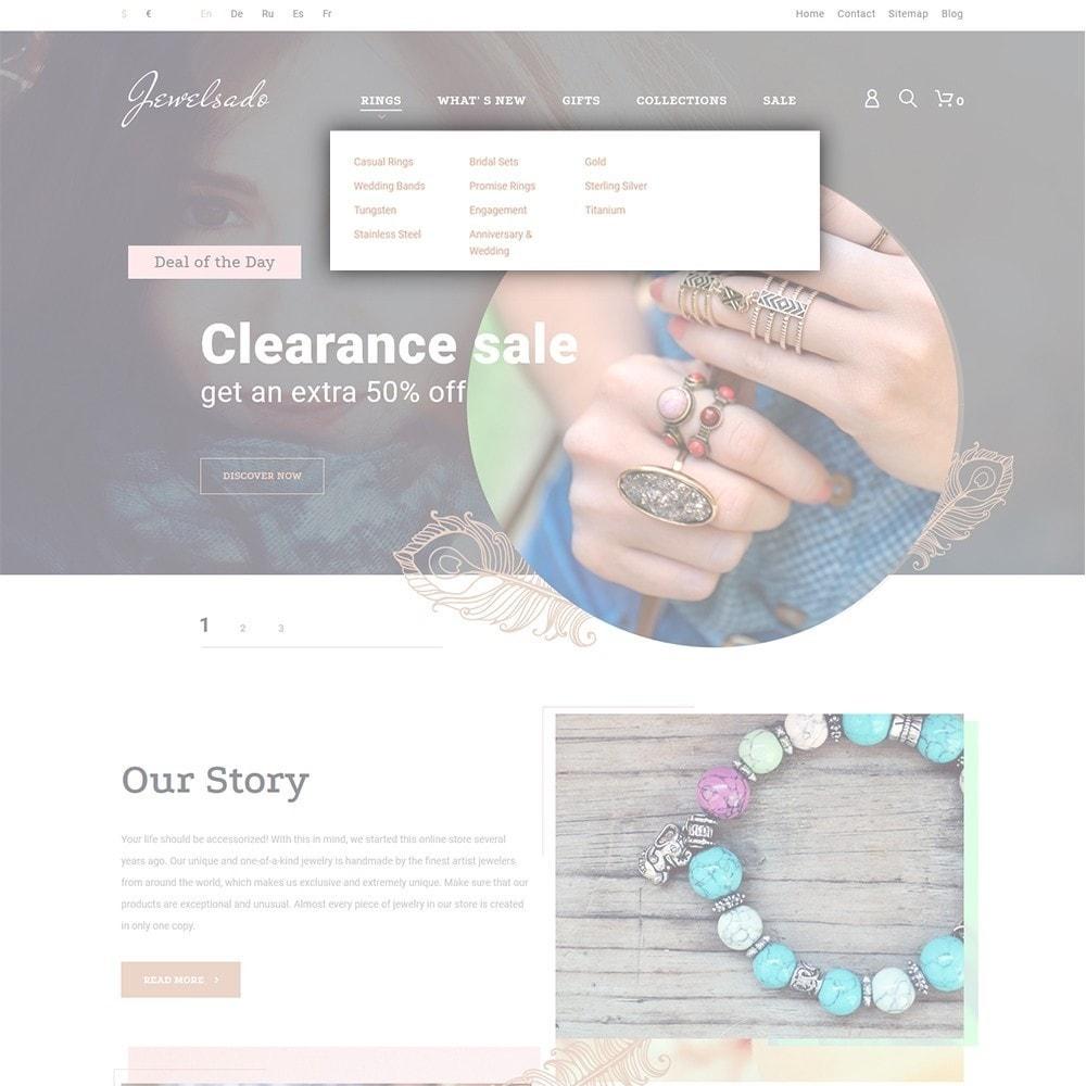 theme - Мода и обувь - Jewelsado - Jewelry Store - 4