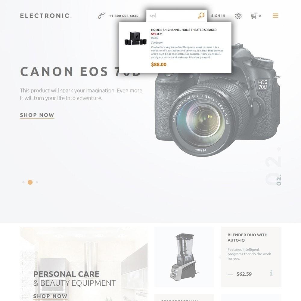theme - Electronique & High Tech - Electronic - White Electronics Store - 6