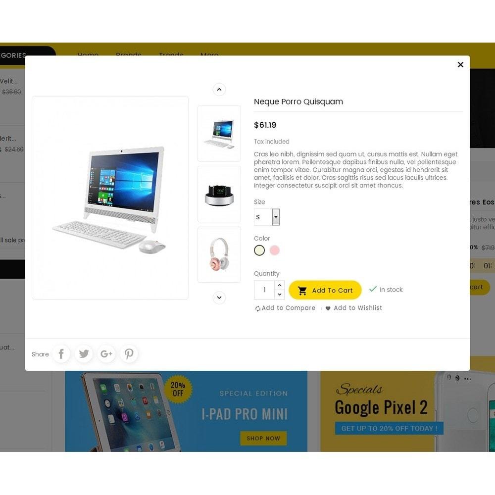 theme - Electronics & Computers - Mega Electronics Mart - 8
