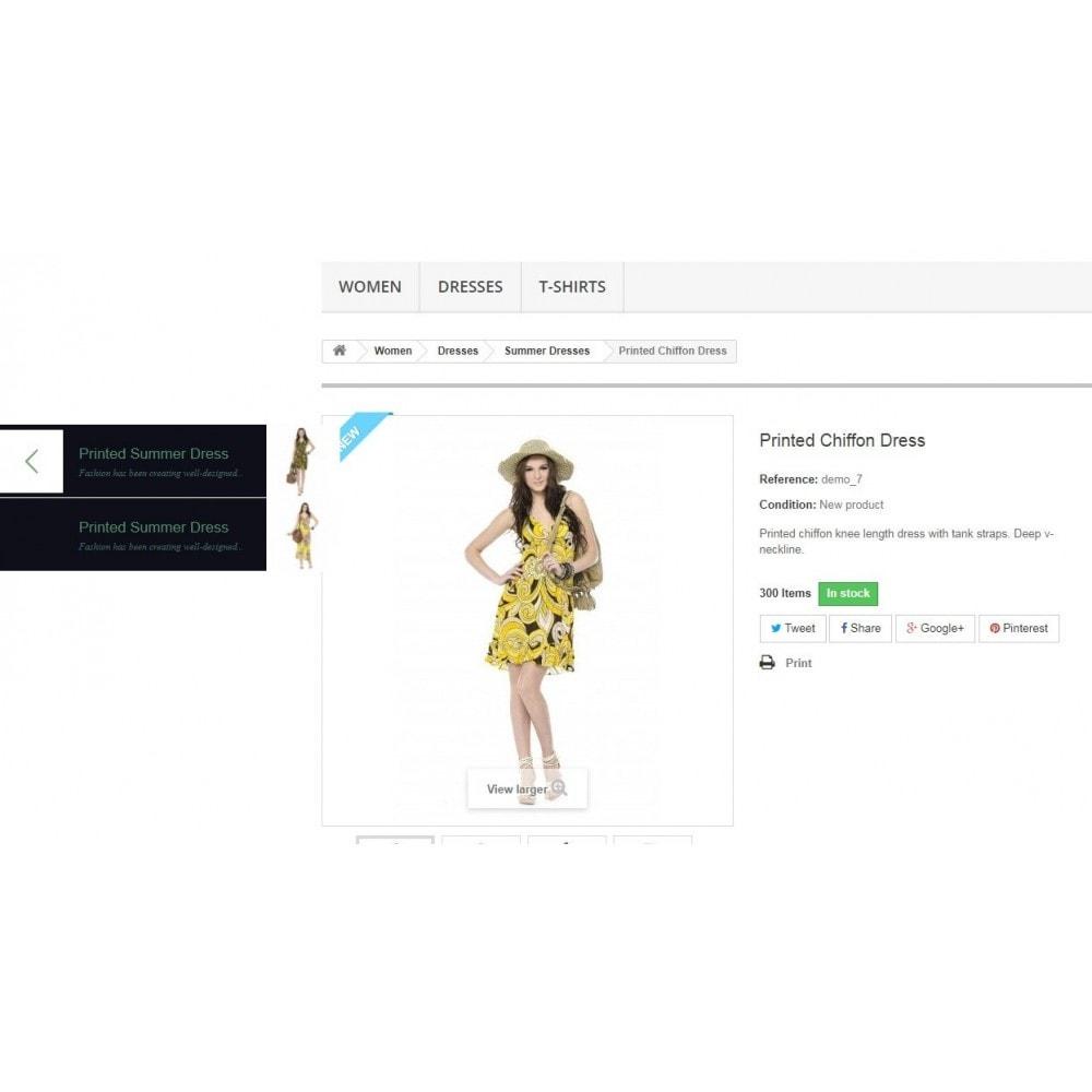 module - Ferramentas de Navegação - Next & Previous Product Arrows Thumbs on Product Page - 1