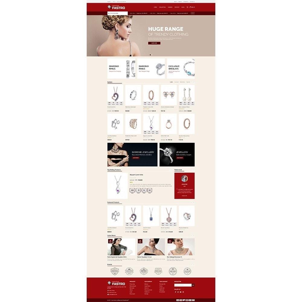 theme - Ювелирные изделия и Аксессуары - Fastro Jewellery Store - 2