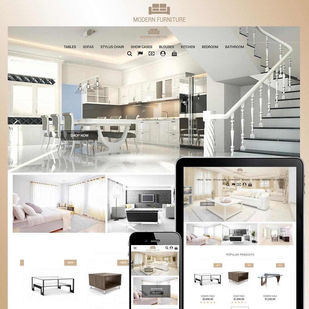 theme - Dom & Ogród - Modern Furniture - 2