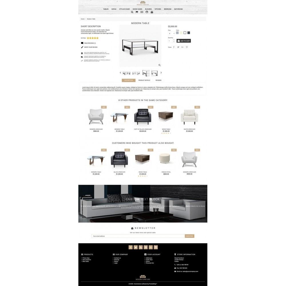theme - Dom & Ogród - Modern Furniture - 4