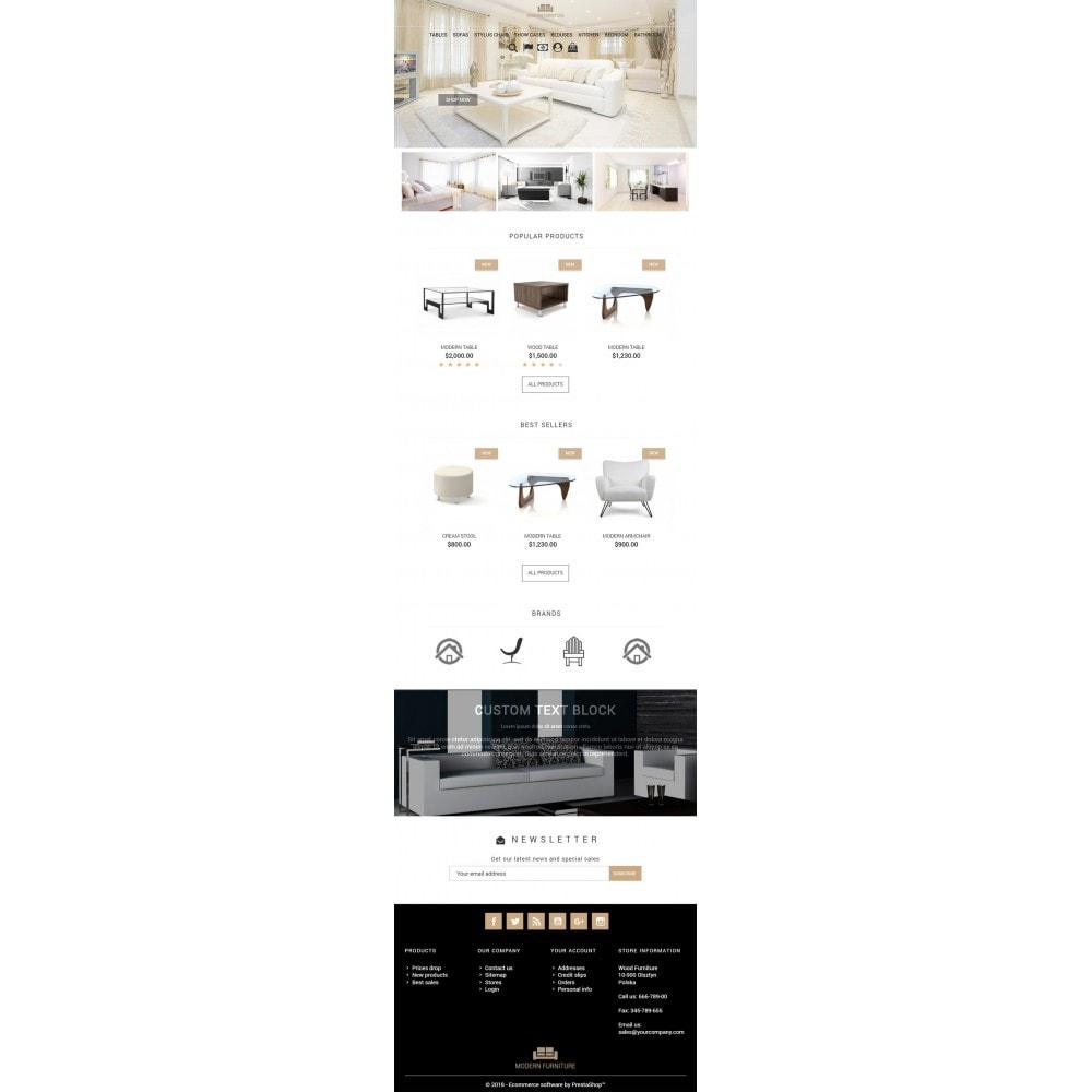theme - Dom & Ogród - Modern Furniture - 5