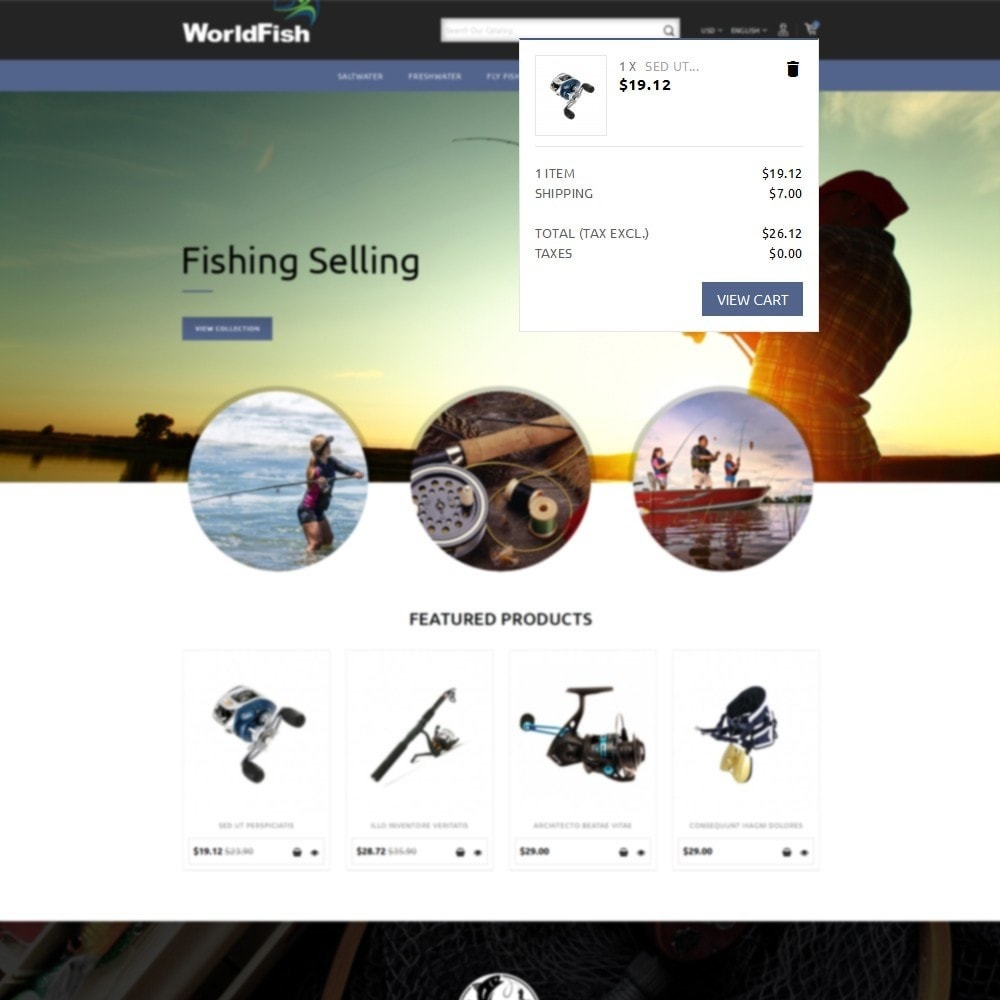 theme - Animali - WorldFish Store - 8