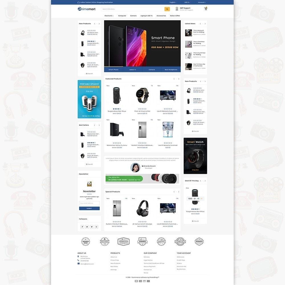 theme - Elektronika & High Tech - PrimeMart - The Mega Ecommerce Store - 2