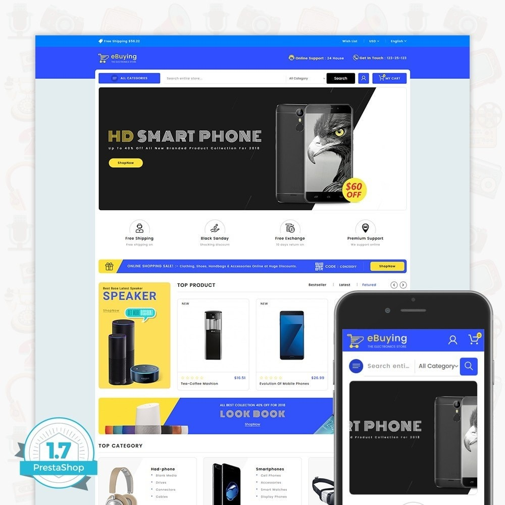 theme - Electronique & High Tech - eBuying - The Best Electronics Store - 2