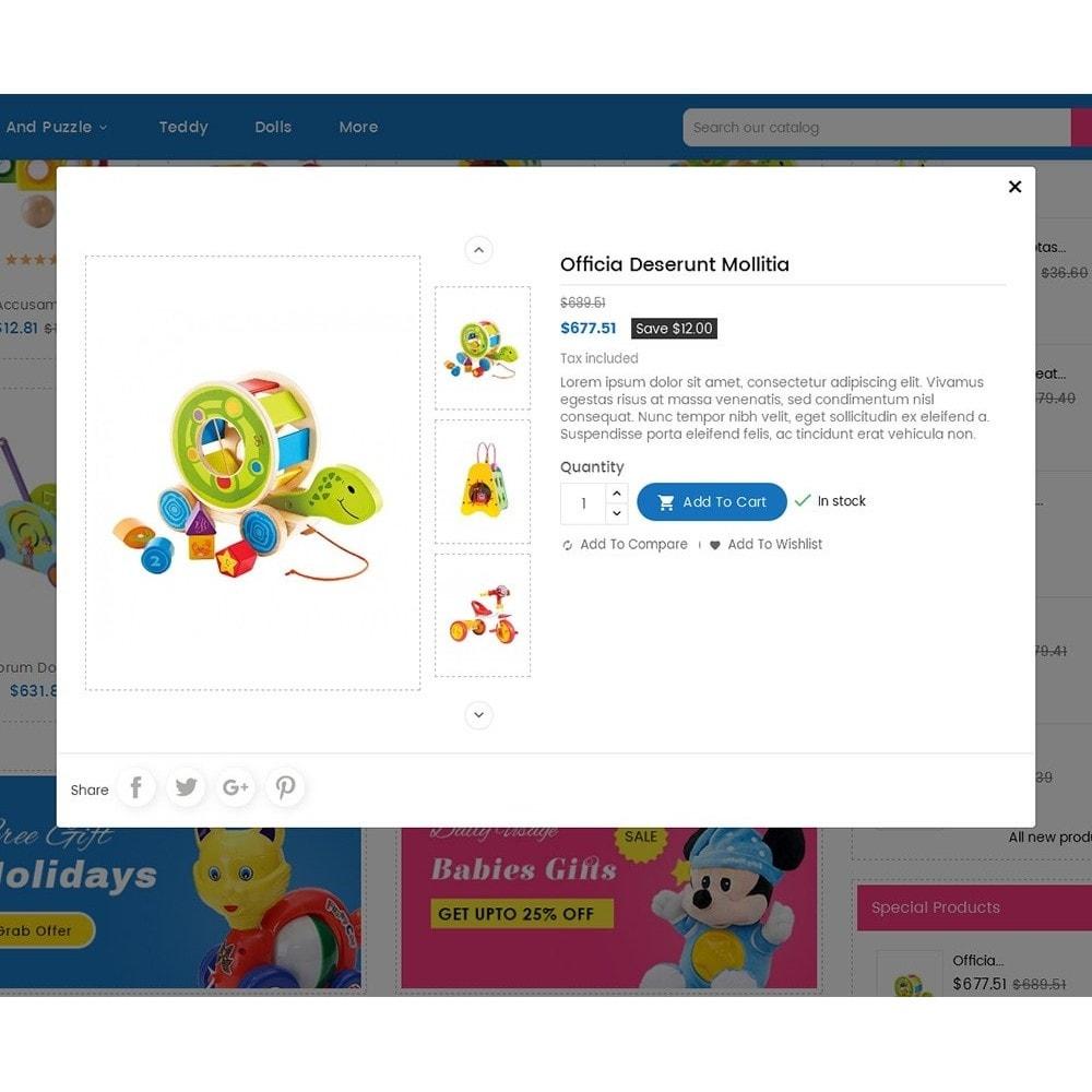 theme - Crianças & Brinquedos - Melano Kids Toys - 7