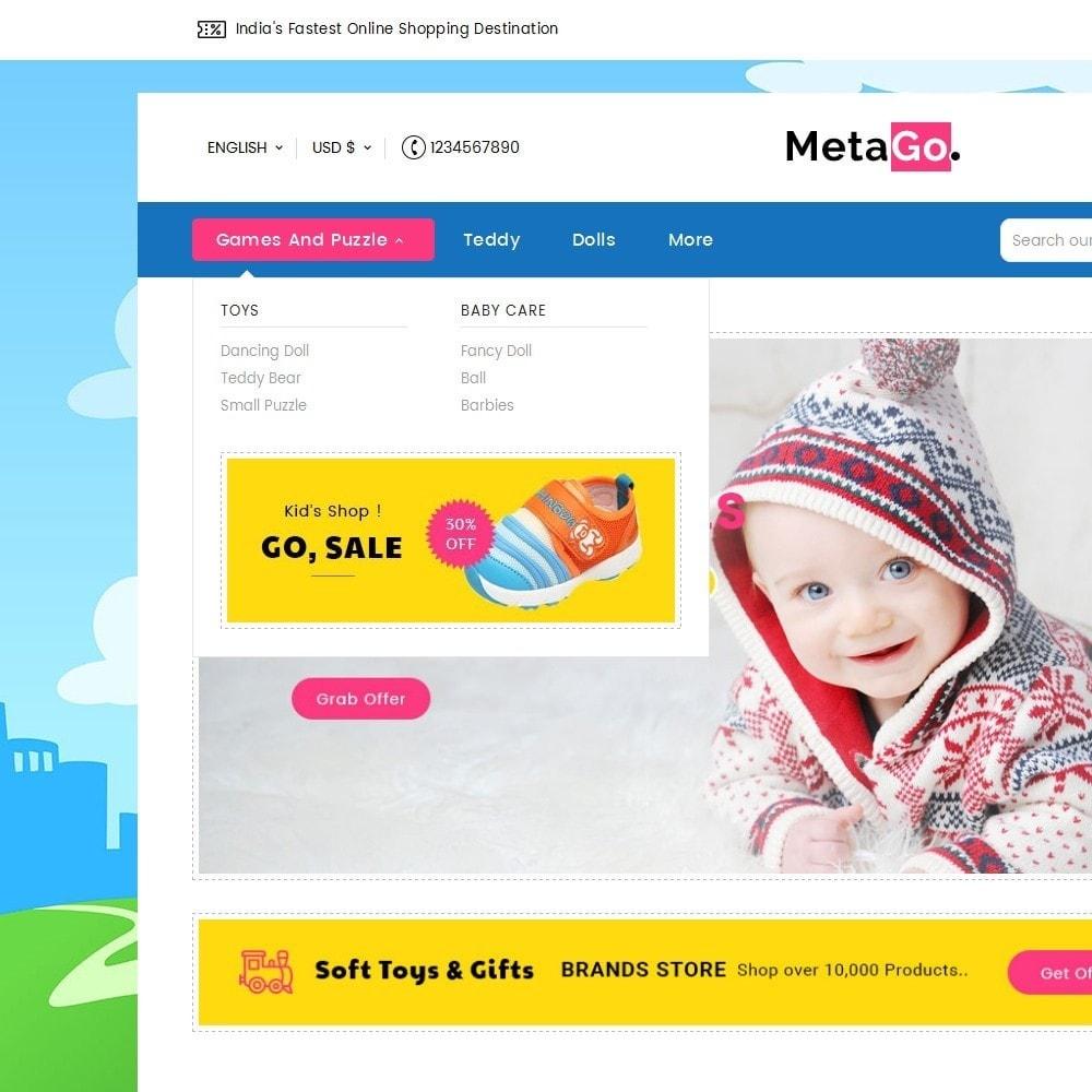 theme - Zabawki & Artykuły dziecięce - Melano Kids Toys - 8