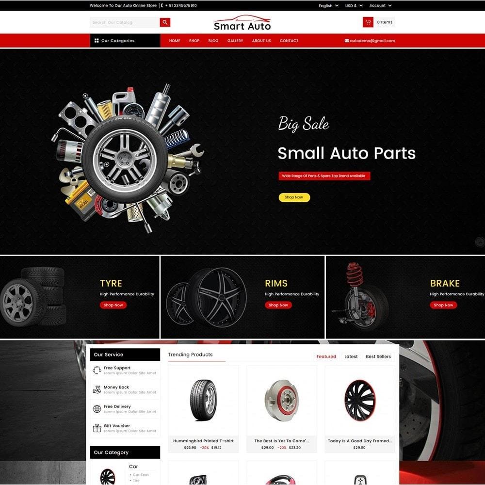theme - Auto & Moto - Smart Auto - 2