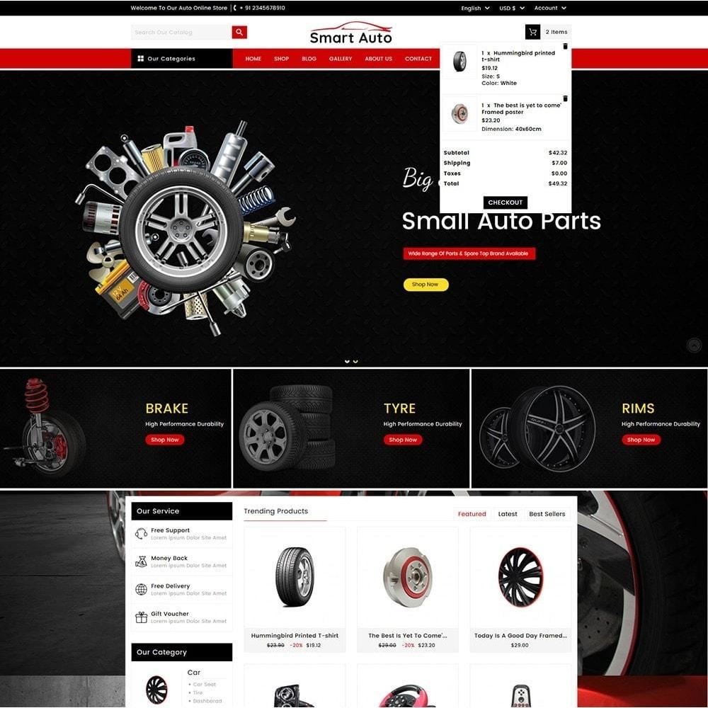 theme - Auto & Moto - Smart Auto - 3