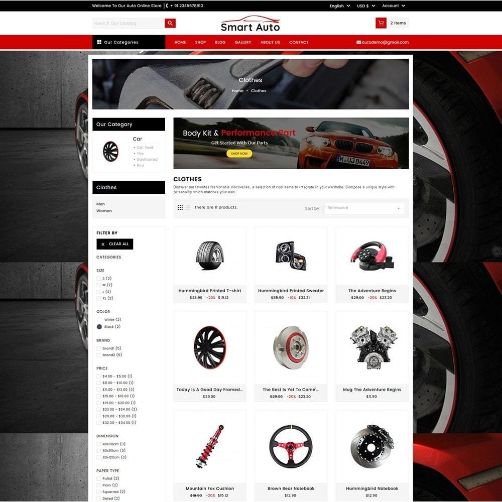 theme - Auto & Moto - Smart Auto - 4