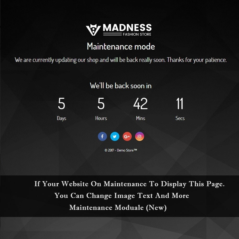 theme - Moda & Calçados - Madness Fashion Store - 9