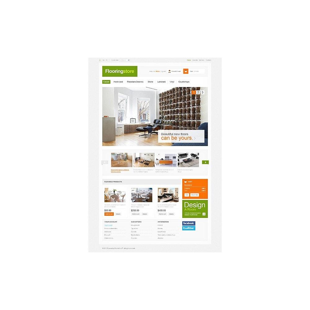 theme - Искусство и Культура - Flooring Store - 1