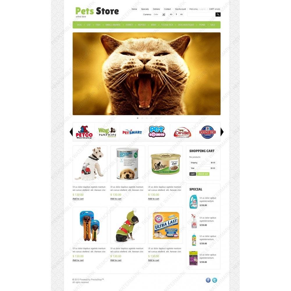 theme - Animaux - Pet Store - 2