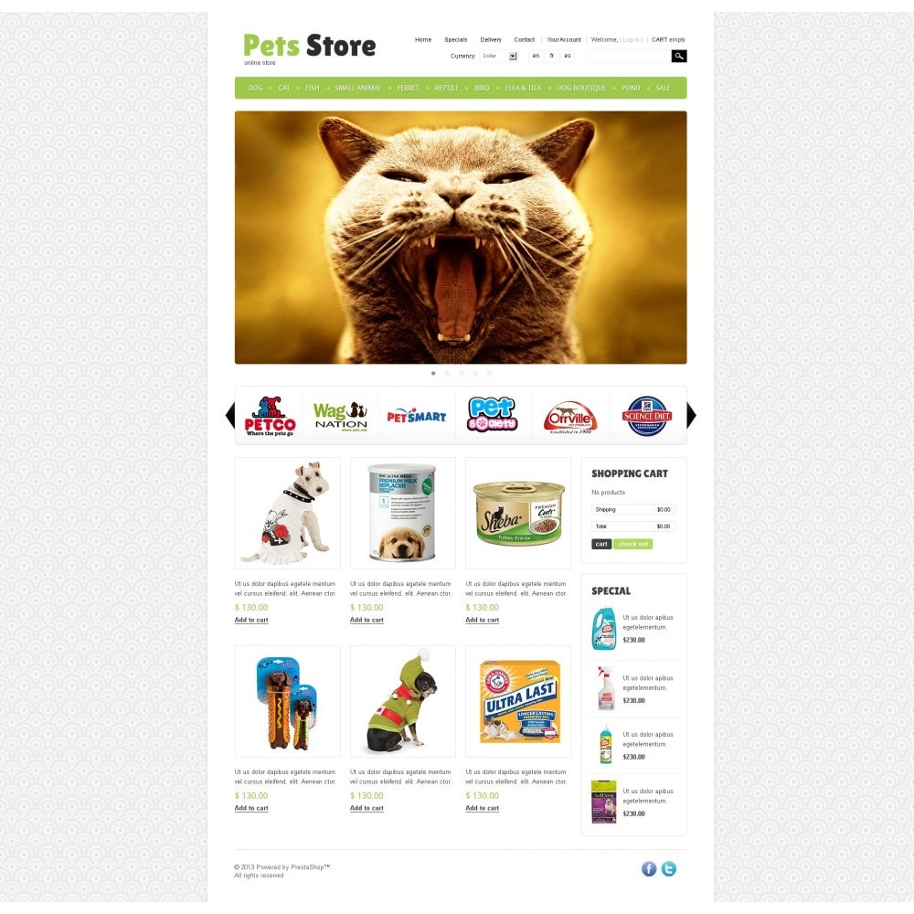 theme - Animaux - Pet Store - 3