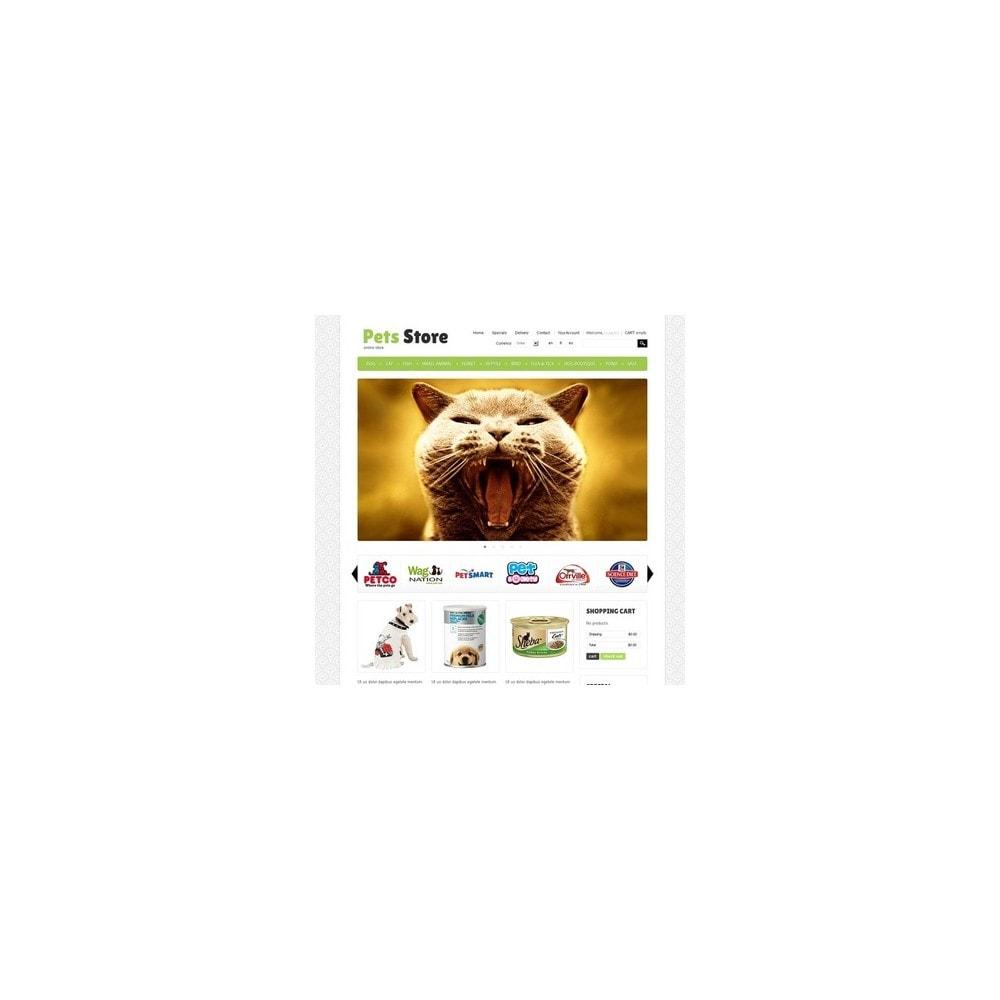 theme - Animaux - Pet Store - 4