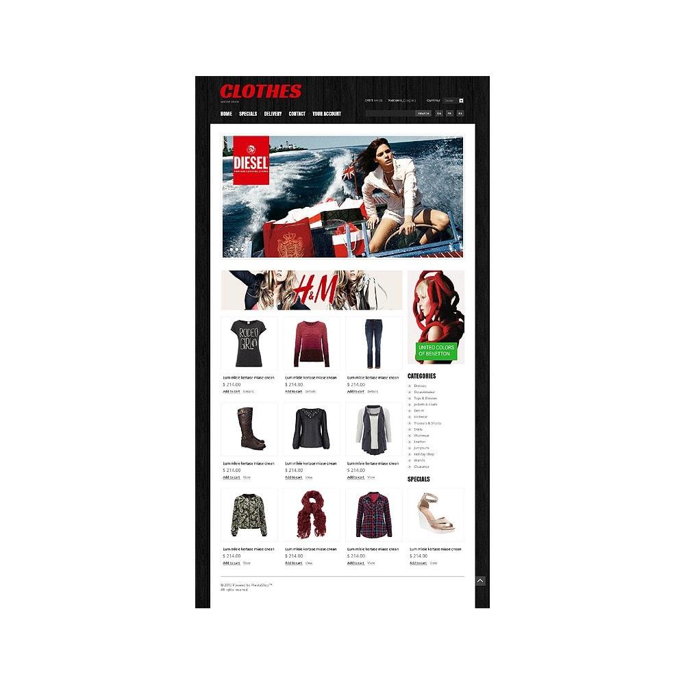 theme - Moda & Obuwie - Your Style Online - 1