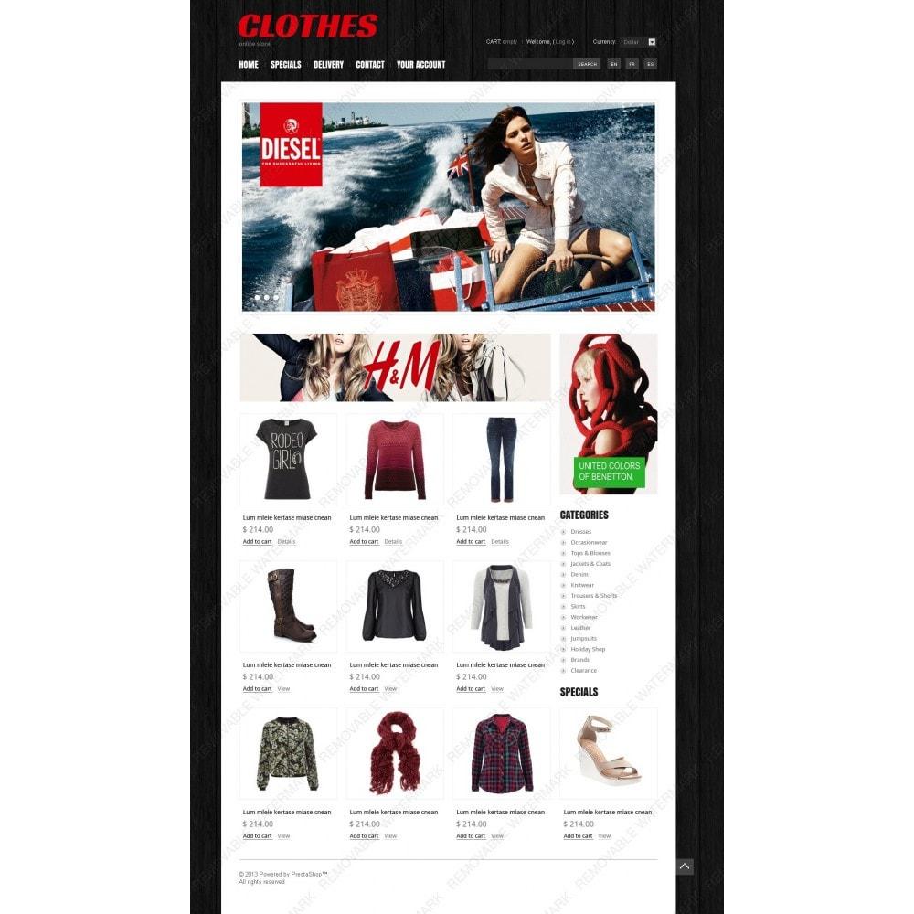 theme - Moda & Obuwie - Your Style Online - 2