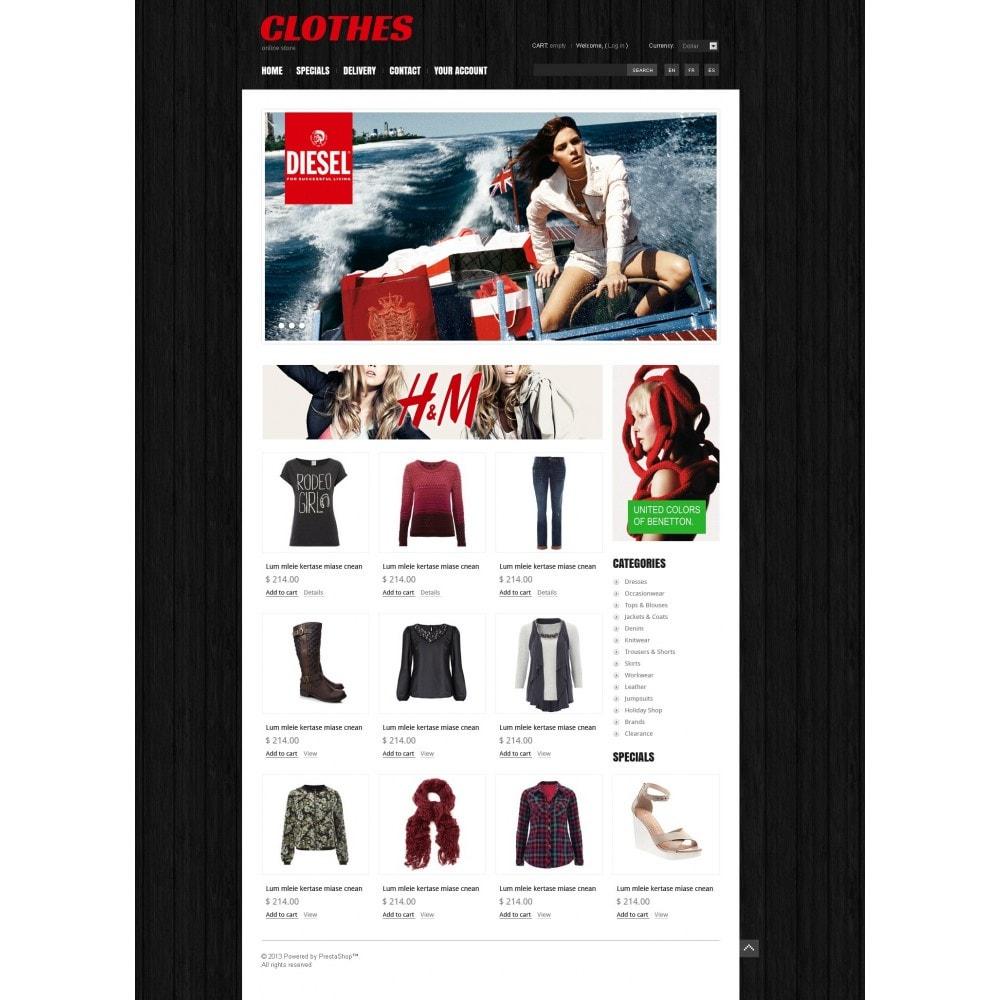 theme - Moda & Obuwie - Your Style Online - 3
