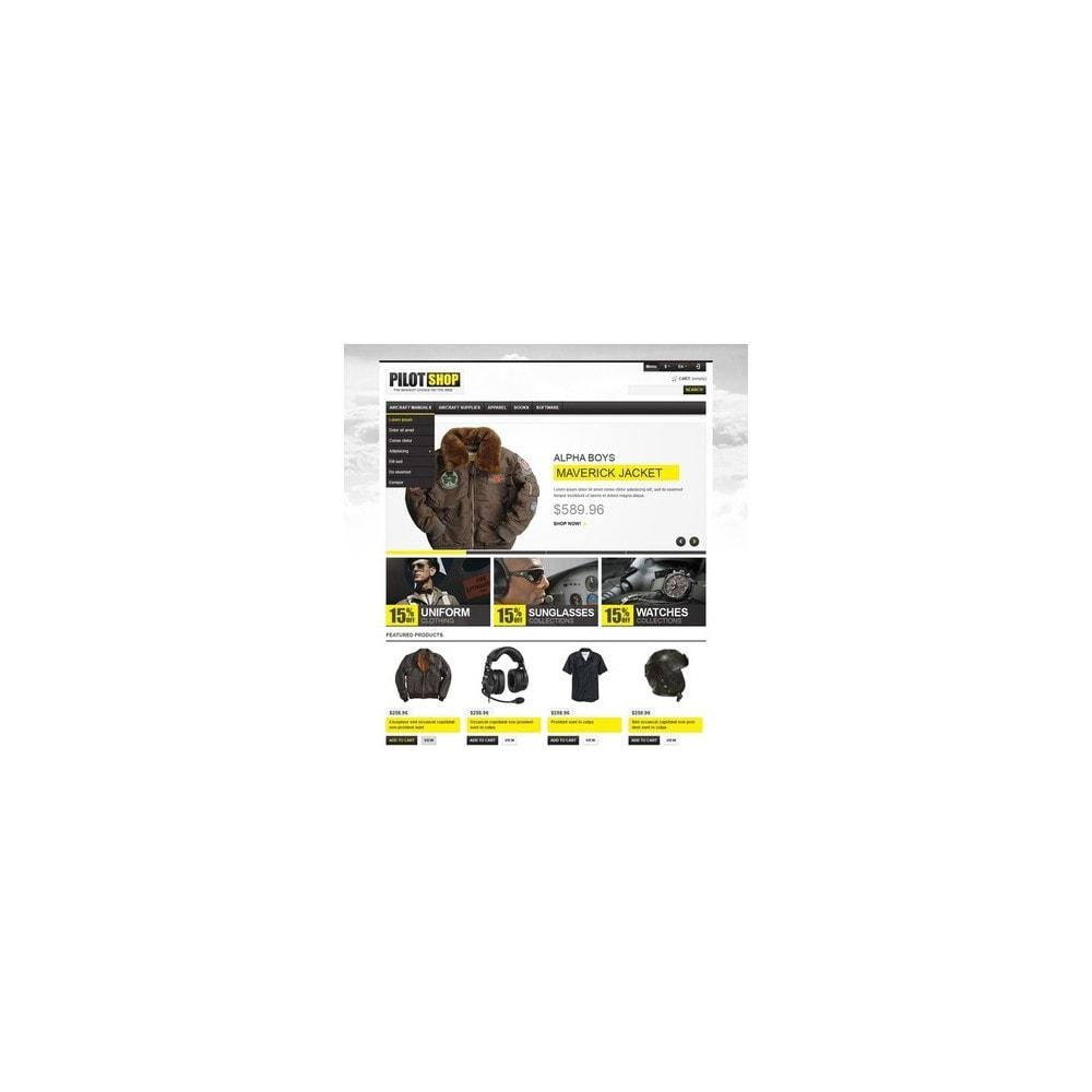 theme - Mode & Schoenen - Responsive Pilot Shop - 2