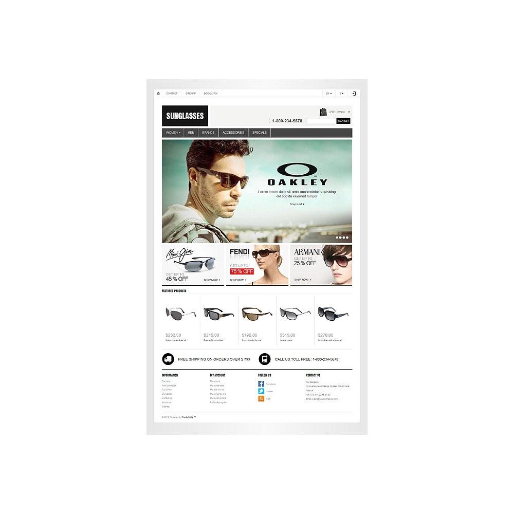 theme - Moda & Calzature - Sunglasses Store - 1