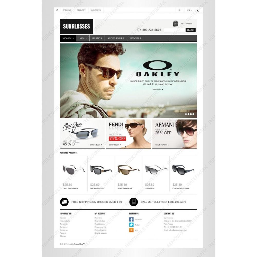 theme - Moda & Calzature - Sunglasses Store - 3