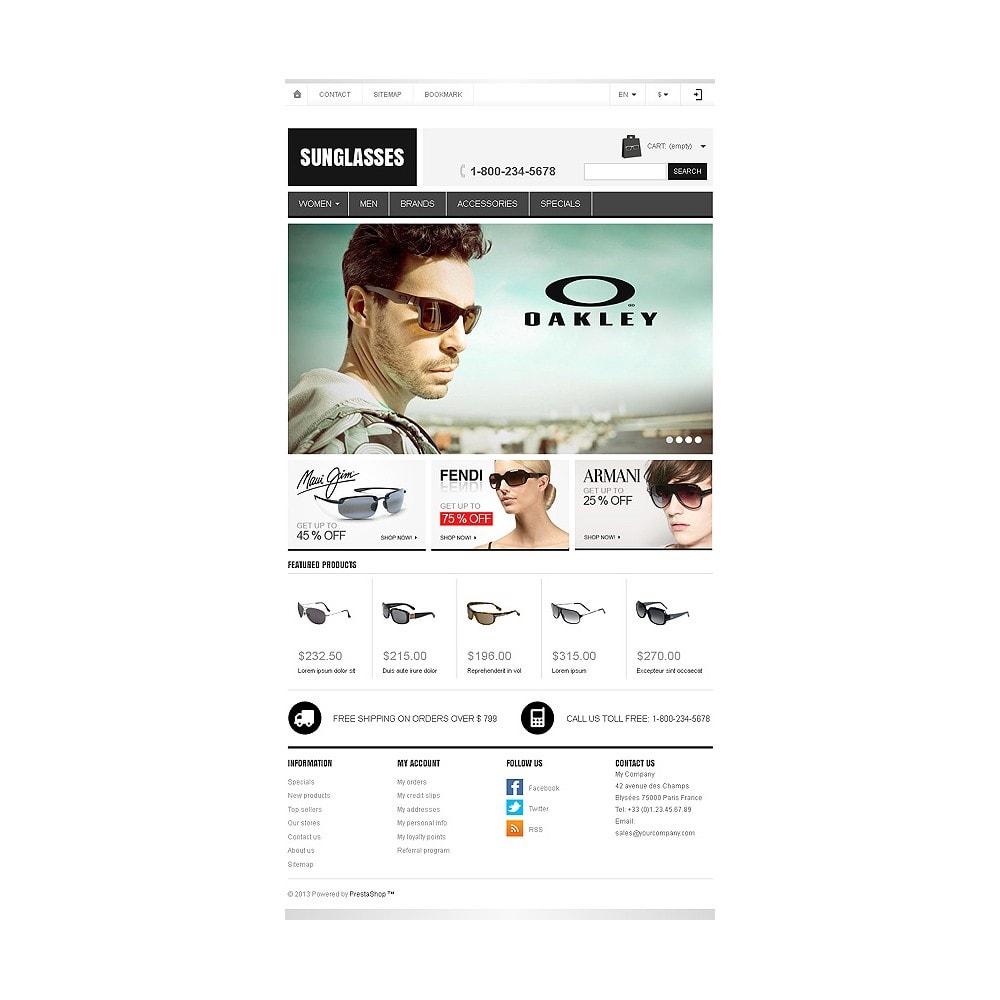 theme - Moda & Calzature - Sunglasses Store - 8