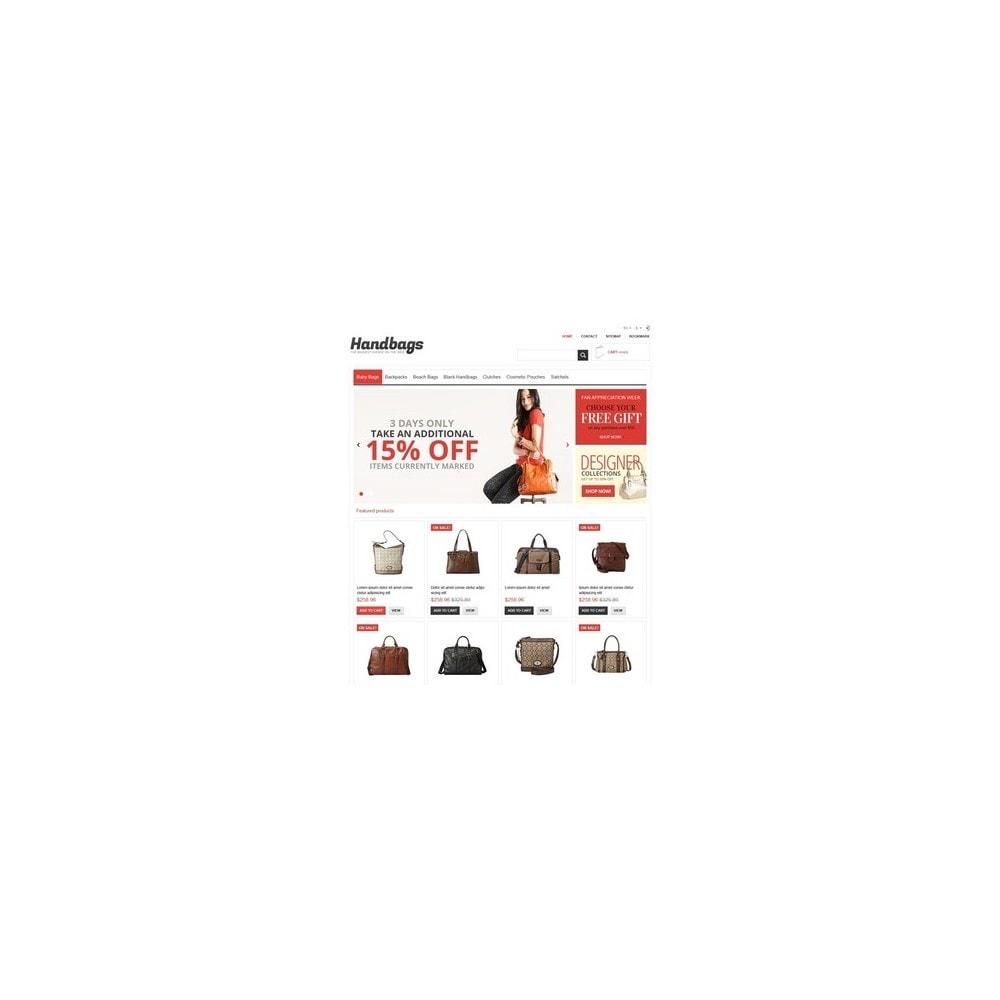 theme - Mode & Schoenen - Responsive Handbags Store - 2