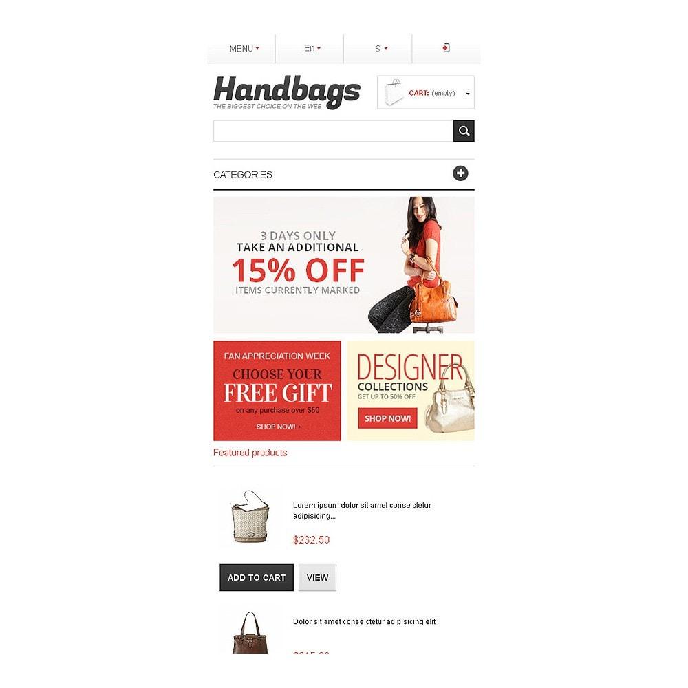 theme - Mode & Schoenen - Responsive Handbags Store - 9