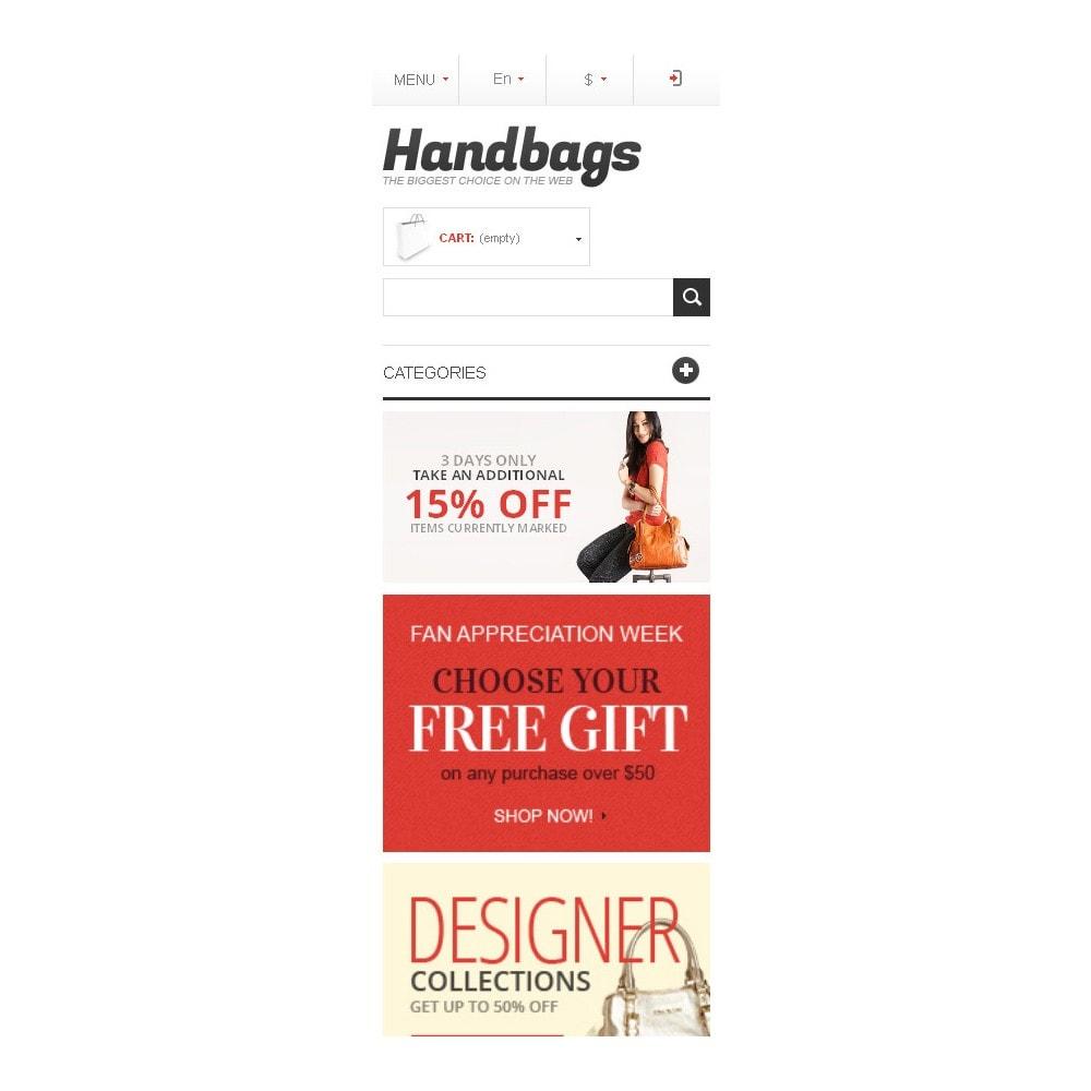 theme - Mode & Schoenen - Responsive Handbags Store - 10