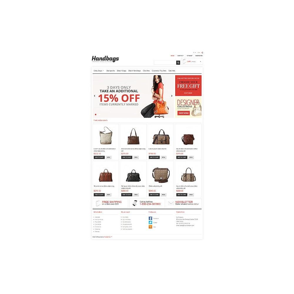 theme - Mode & Schoenen - Responsive Handbags Store - 11
