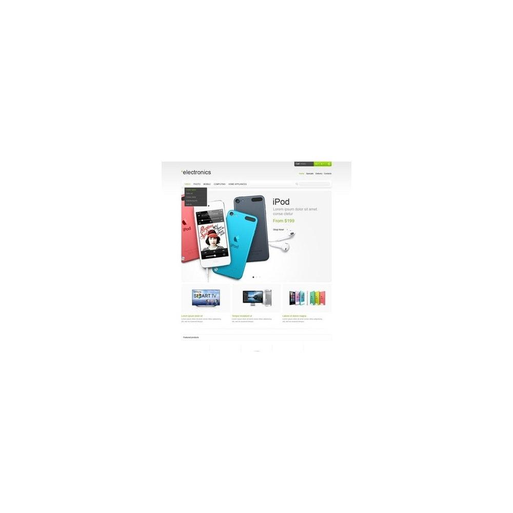theme - Elektronica & High Tech - Responsive Electronics Store - 2