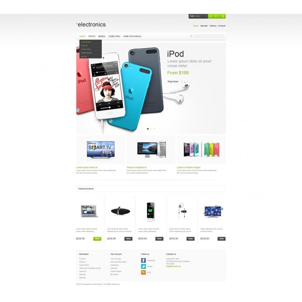 theme - Elektronica & High Tech - Responsive Electronics Store - 4