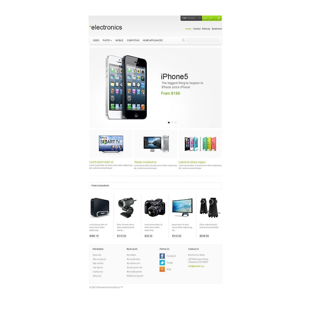 theme - Electronics & Computers - Responsive Electronics Store - 8
