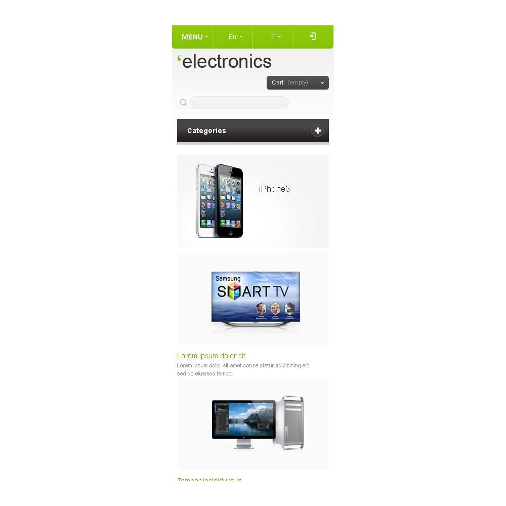 theme - Elektronica & High Tech - Responsive Electronics Store - 10