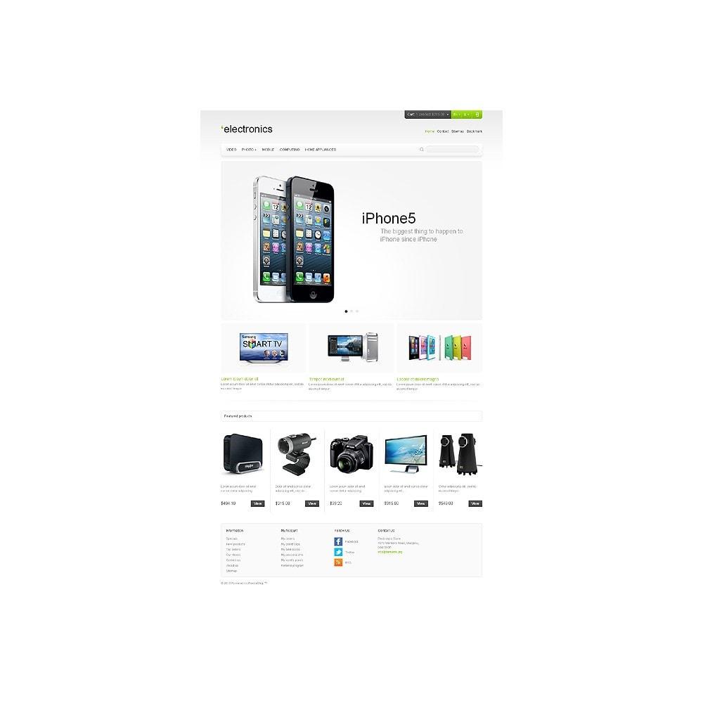 theme - Elektronica & High Tech - Responsive Electronics Store - 11