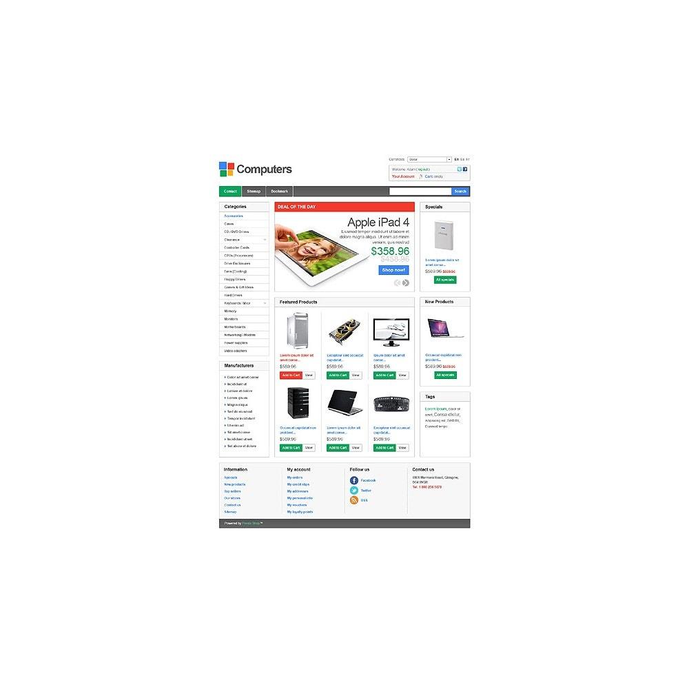 theme - Elektronik & High Tech - High-End Computers - 1
