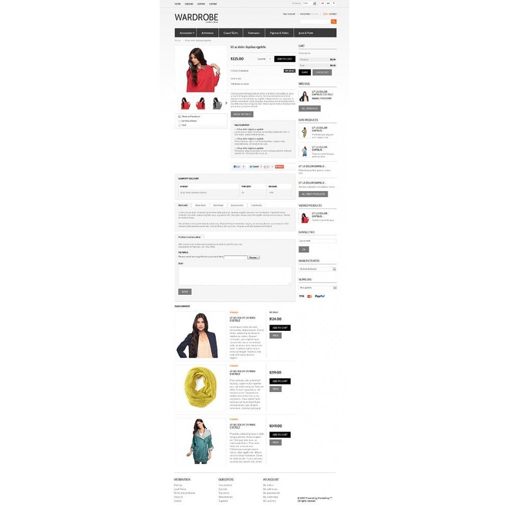 theme - Moda & Calzature - Stylish Wardrobe - 6