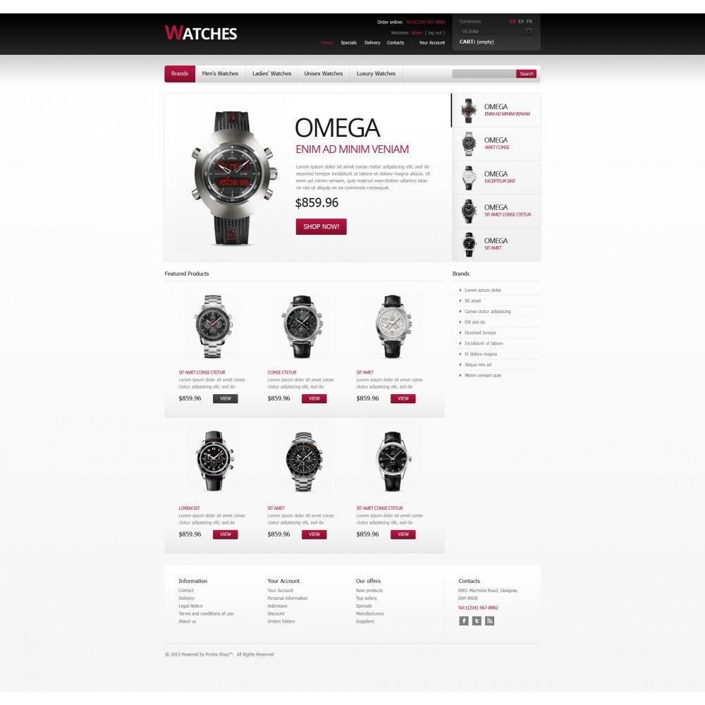 theme - Mode & Schuhe - Stylish Watches - 3