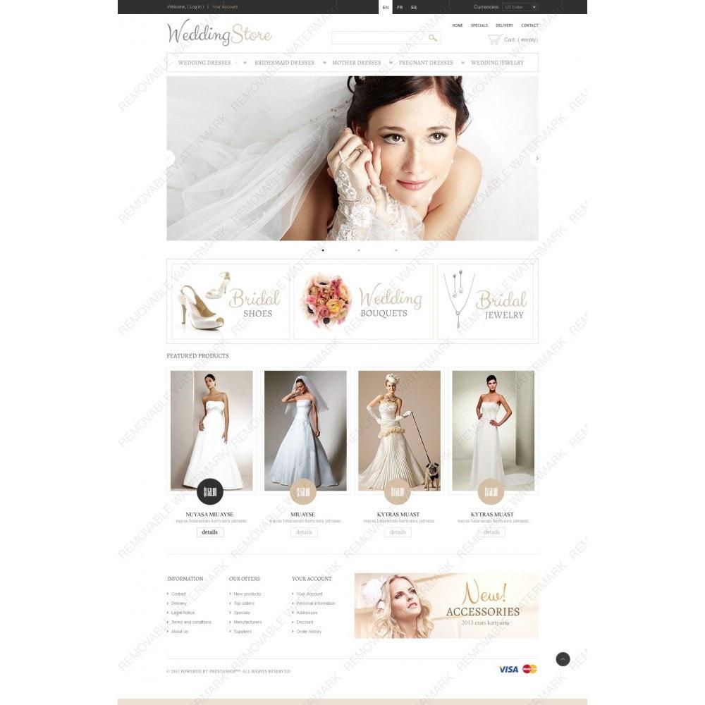 theme - Fashion & Shoes - Pretty Bride - 2