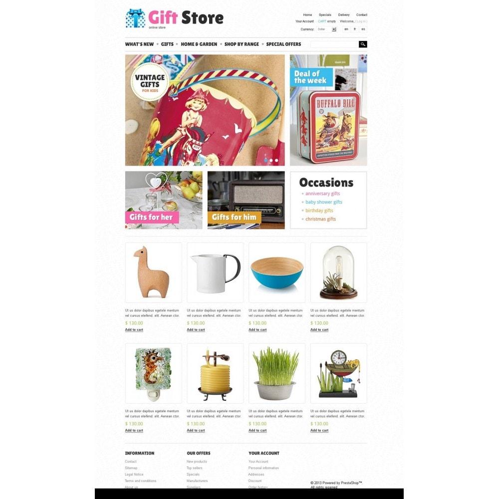 theme - Cadeaux, Fleurs et Fêtes - Gift Store - 5