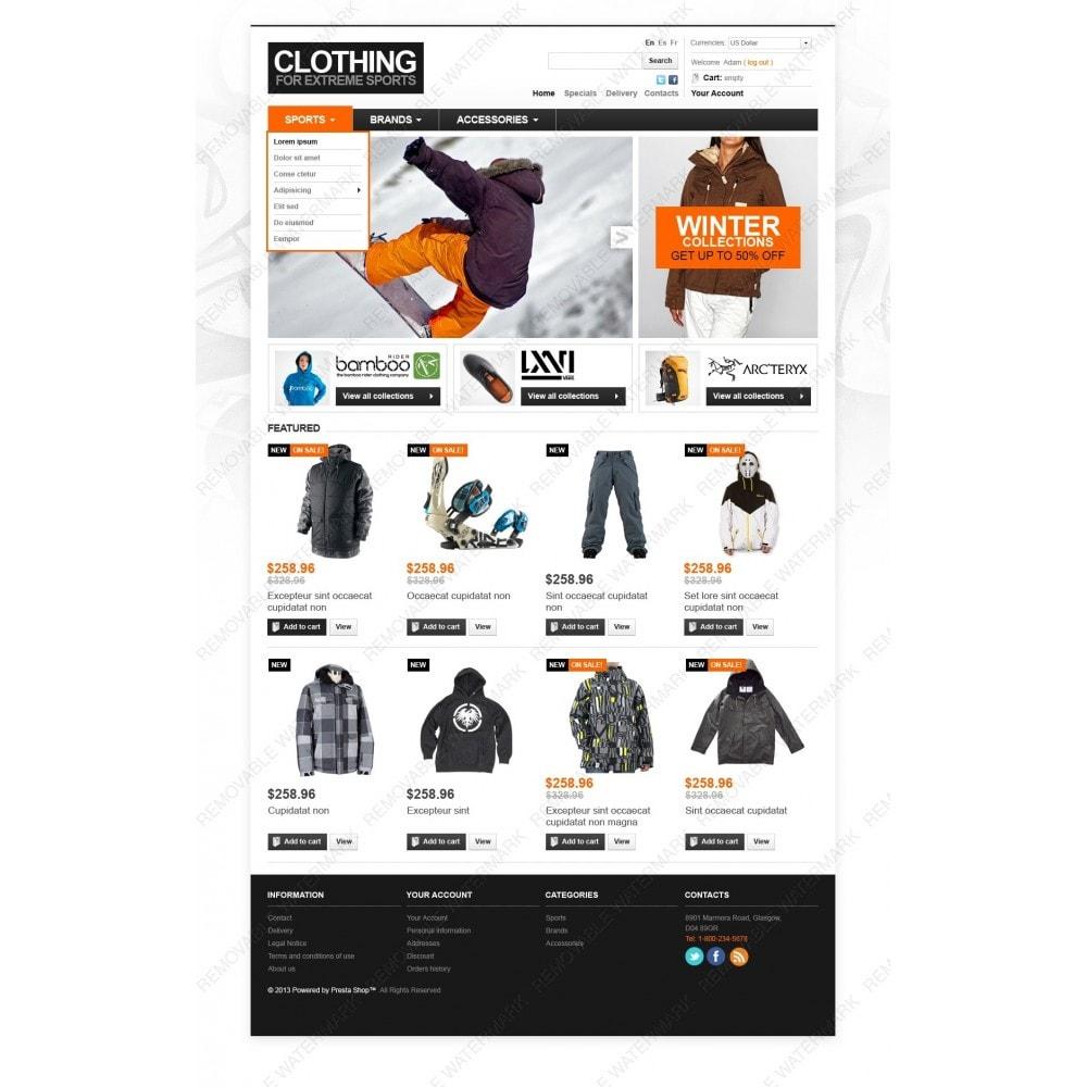 theme - Mode & Schoenen - Extreme Sport Store - 2