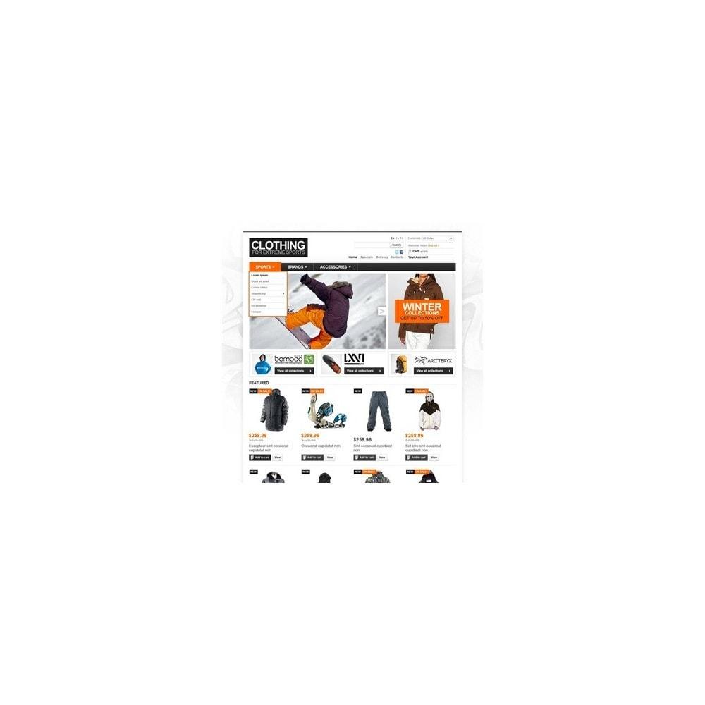 theme - Mode & Schoenen - Extreme Sport Store - 4