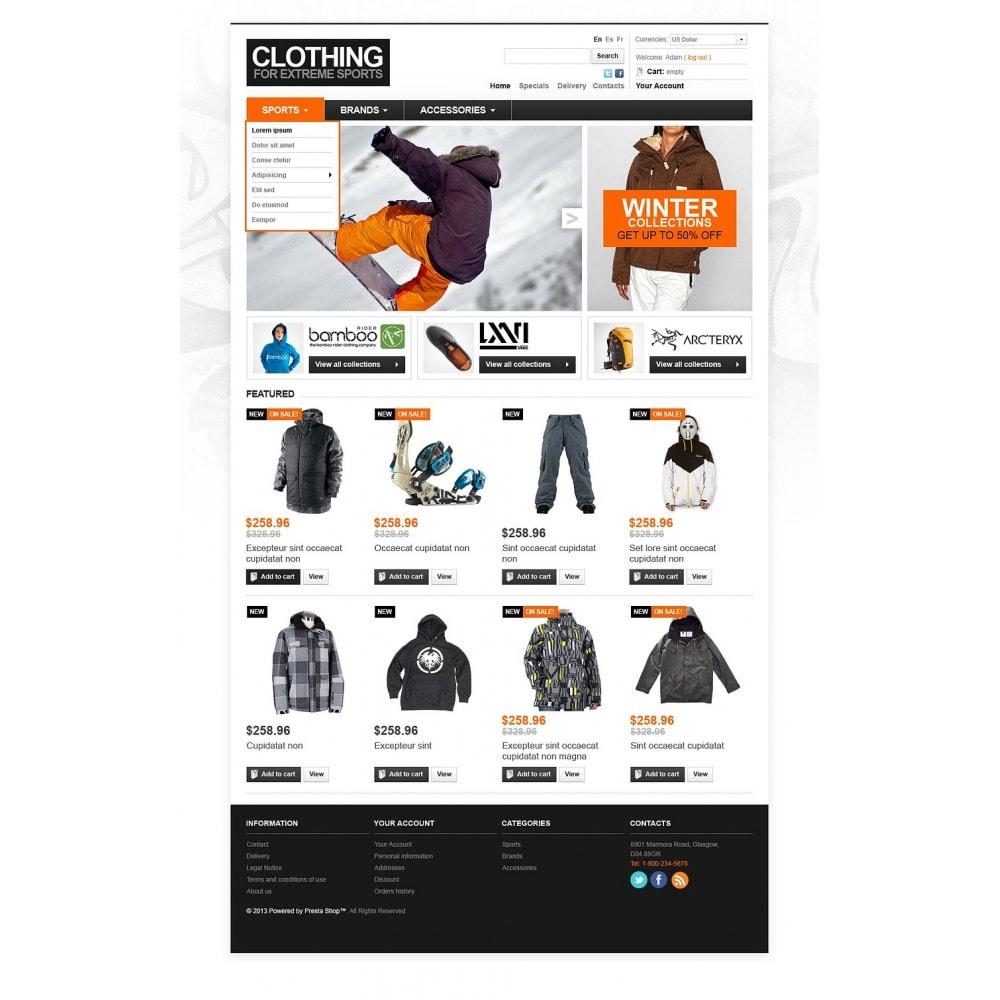 theme - Mode & Schoenen - Extreme Sport Store - 5