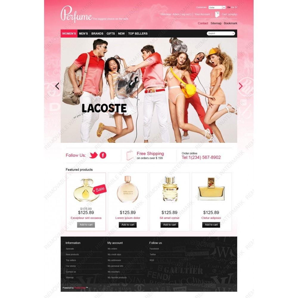 theme - Mode & Schoenen - Perfumes Online - 2