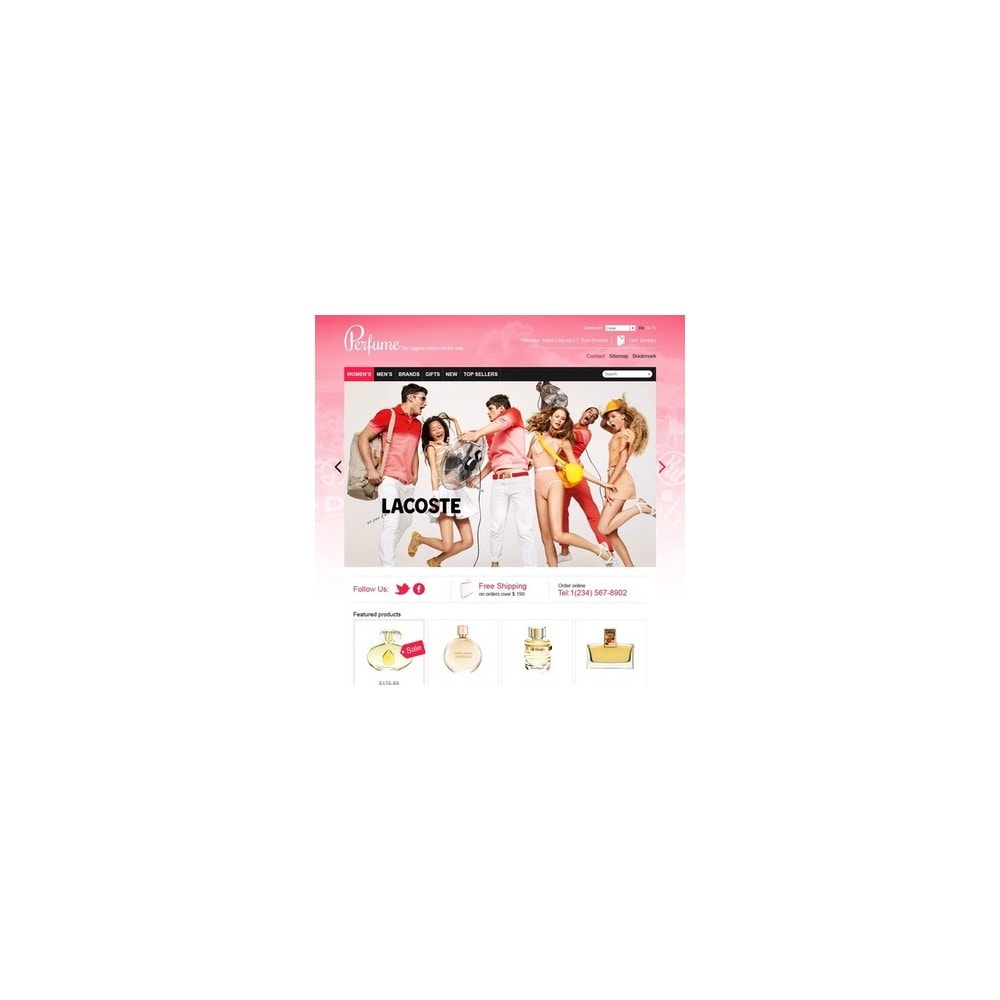 theme - Mode & Schoenen - Perfumes Online - 4