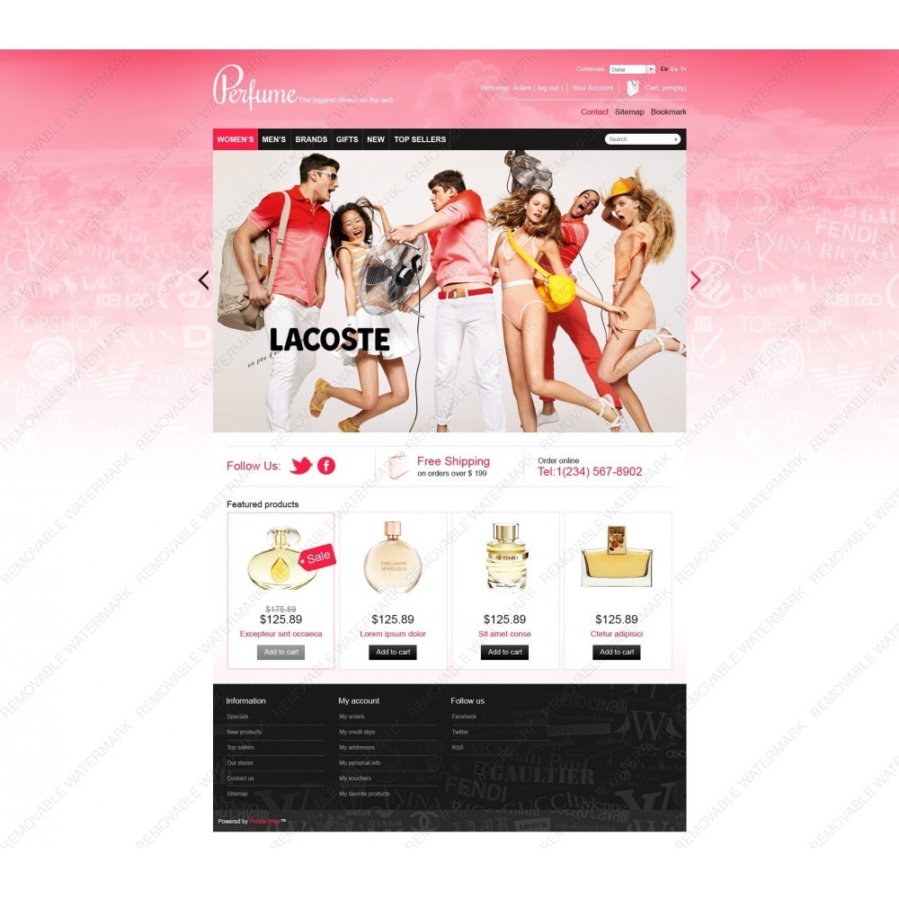 theme - Mode & Schoenen - Perfumes Online - 7